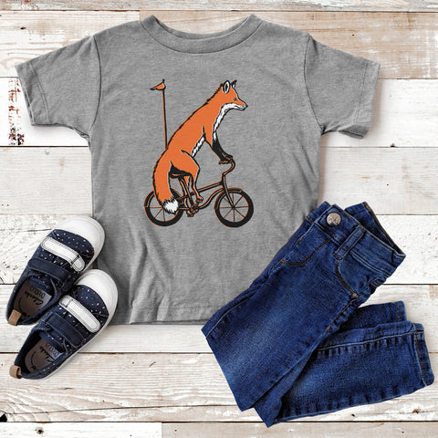 The animals on bikes are now available on t-shirts!
