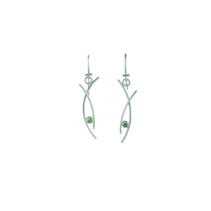 """Cypresses"" Earrings"