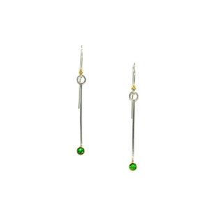 """Forest I"" Earrings"