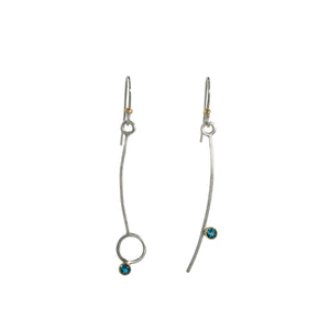 """Circle"" Earrings"