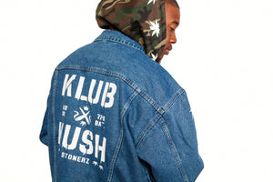 Klub Kush Denim Jacket