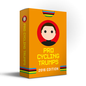 Pro Cycling Trumps 2016 Edition
