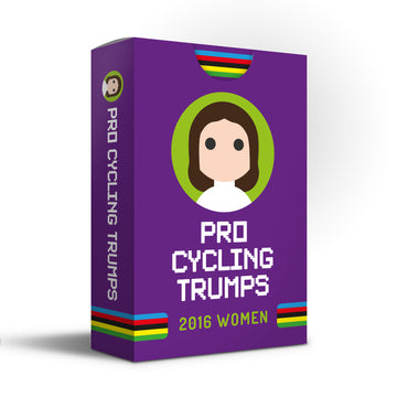 Pro Cycling Trumps 2016 Women Edition