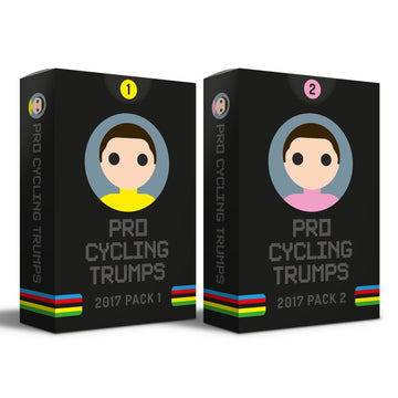 Pro Cycling Trumps 2017 Bundle