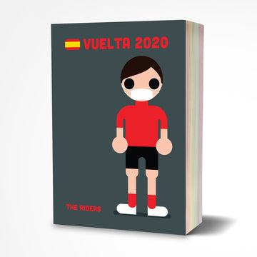 VUELTA 2020 HANDBOOK + 200 LABELS