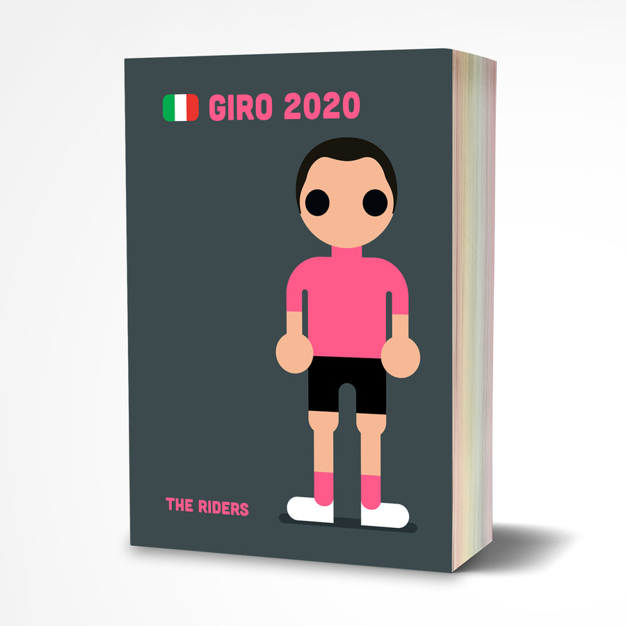 GIRO 2020 HANDBOOK + 200 LABELS