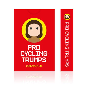 Pro Cycling Trumps 2015 Women