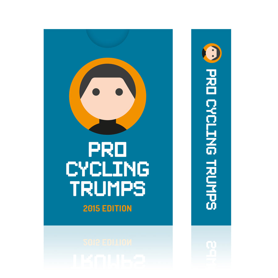 Pro Cycling Trumps 2015 Edition