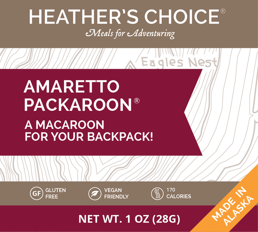Amaretto Packaroons® (Single Pack)