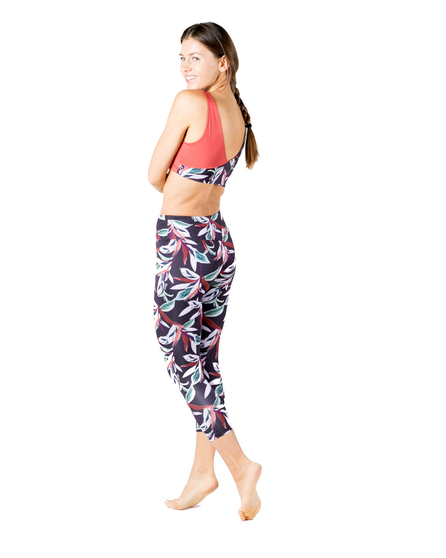Hope Capri Yoga Pants (Otoño) Yoga and Fitness Bottoms Mona