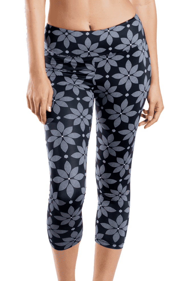 Hope Capri Yoga Pants Yoga and Fitness Bottoms Mona