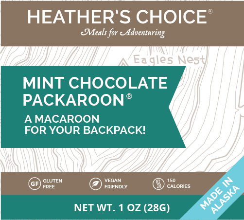 Mint Chocolate Packaroons® (Ten Pack)