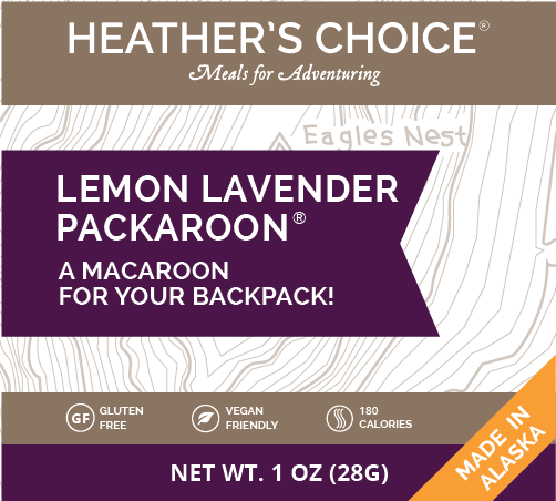 Lemon Lavender Packaroons® (Ten Pack)