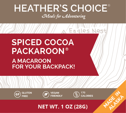 Spiced Cocoa Packaroons® (Single Pack)