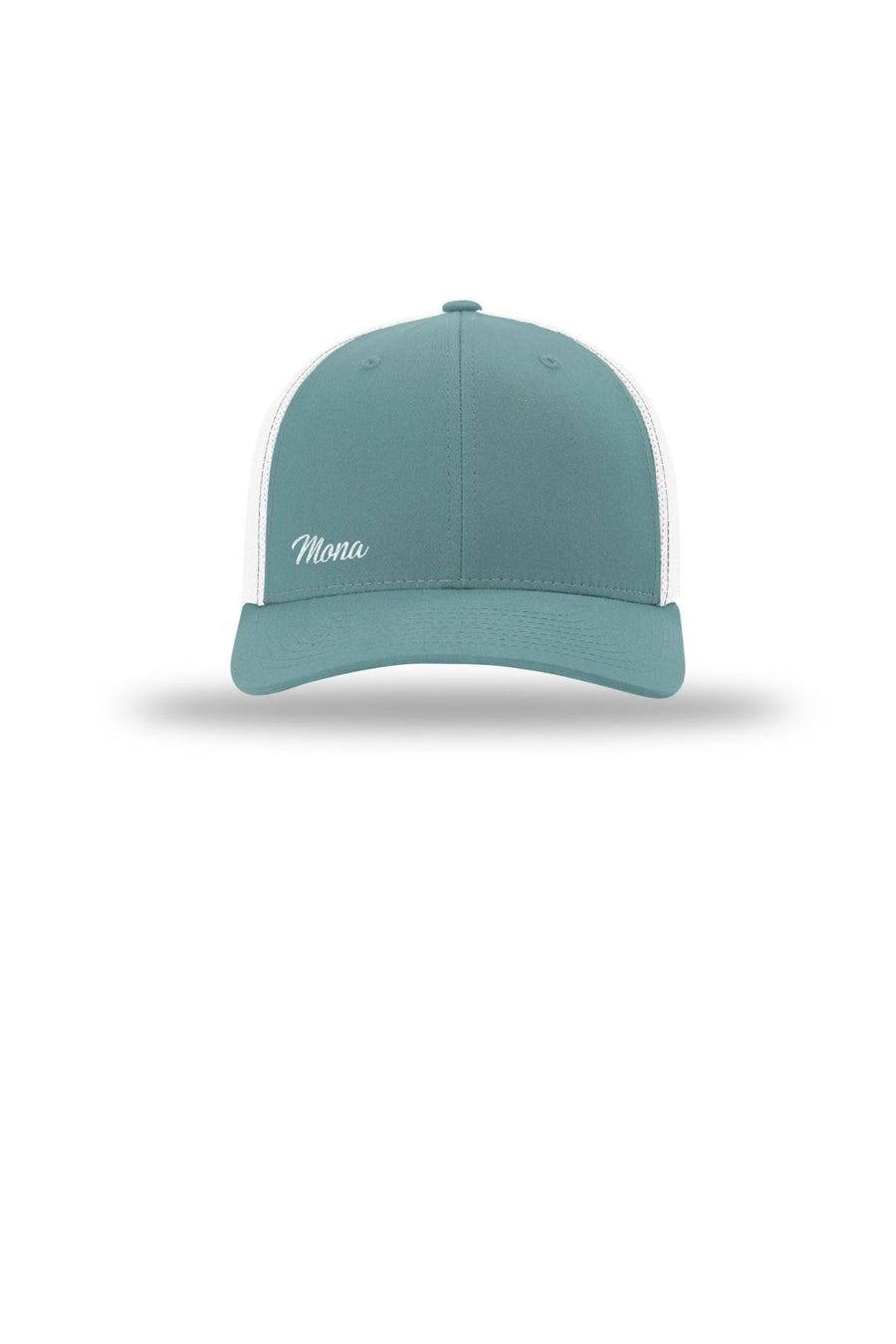 The Mona Workout Cap (Teal Heather / Birch) Accessories Caps Mona