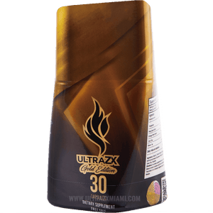 UltraZX Gold: Quemador de grasa natural. 100% Original