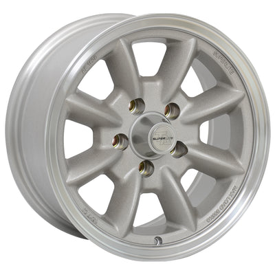 "Superlite 15x7 5x120.65 4"" Backspacing 73mm Centre Bore SPL157240"