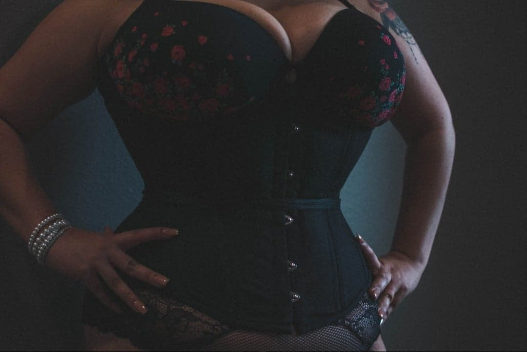 """The Vixen™"" Standard Waist Training Corset"