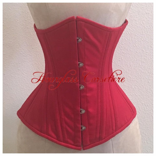 """The Crimson Vixen™"" Standard Waist Training Corset"