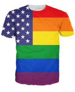 United States of Pride T-Shirt - RBFFTW