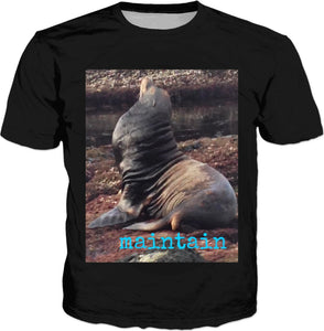 Maintain T-Shirt - RBFFTW
