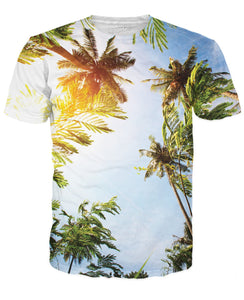 Palm Trees T-Shirt - RBFFTW