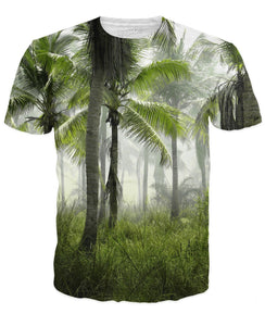 Palm Tree Forest T-Shirt - RBFFTW