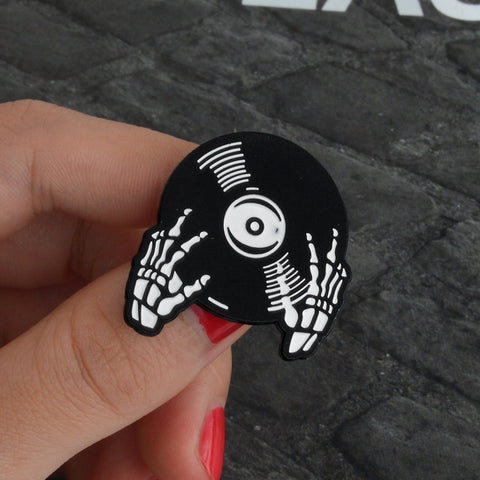 2 Piece/Skeleton Rock Pins - RBFFTW