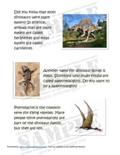 Load image into Gallery viewer, Dinosaur Pen Pal Letter