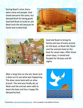 Load image into Gallery viewer, Noah's Ark Pen Pal Letter