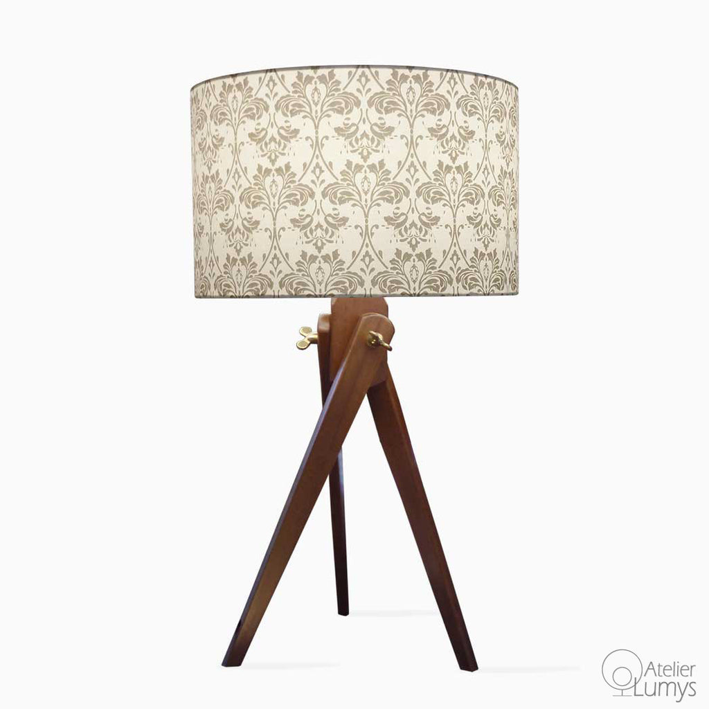 Acanthe Tripod Table Lamp - Atelier Lumys