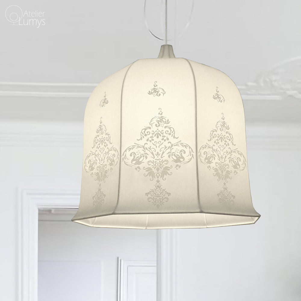 Baroc Dome 50 Hanging Lamp - Atelier Lumys
