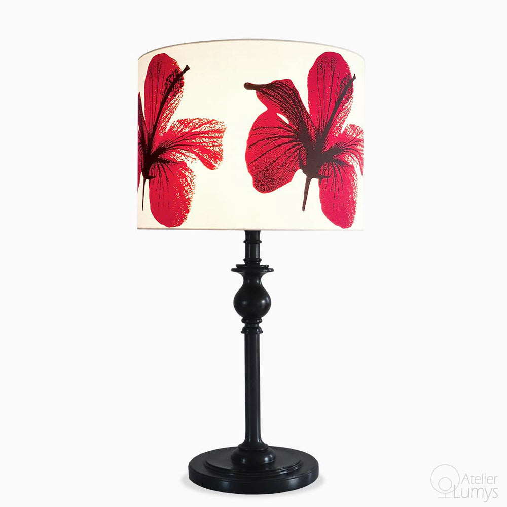 Hibiscus Tulip Table Lamp - Atelier Lumys