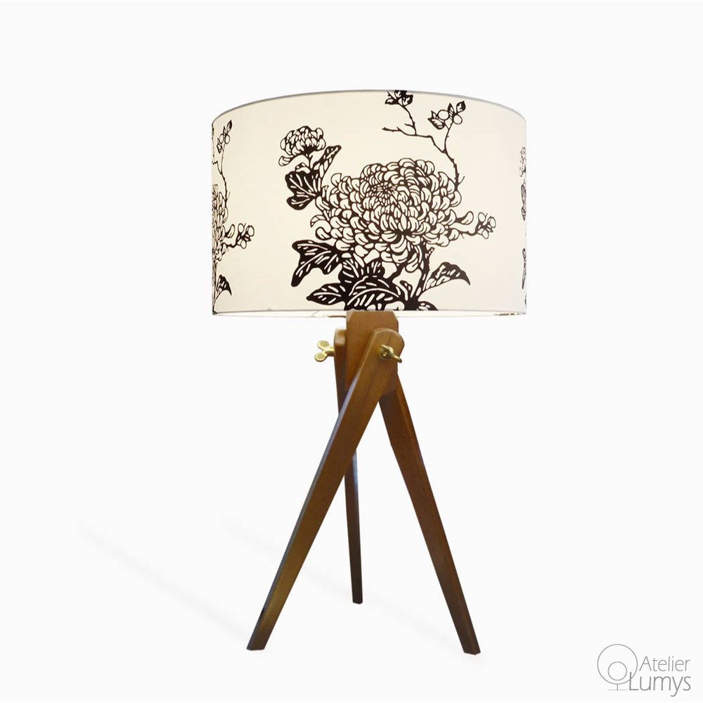Cherry Tripod Table Lamp - Atelier Lumys
