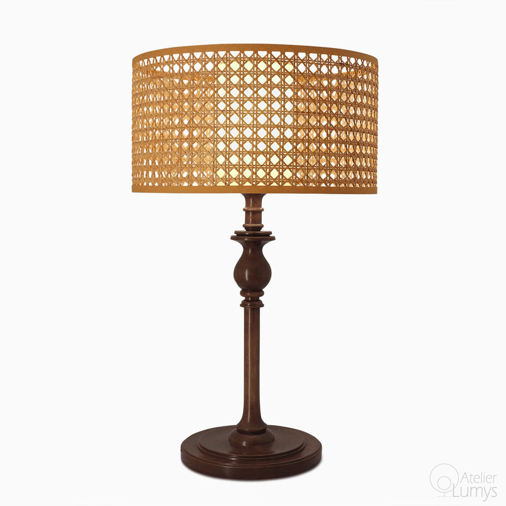 Diamond Tulip Table Lamp - Atelier Lumys