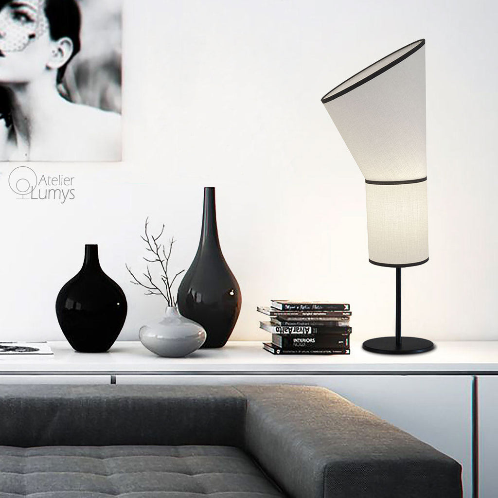 Diane Pisa Table Lamp - Atelier Lumys