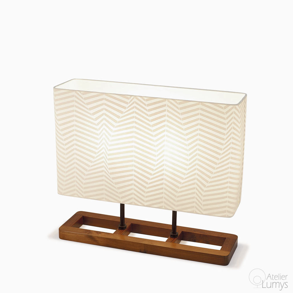 Illusion London Table Lamp - Atelier Lumys