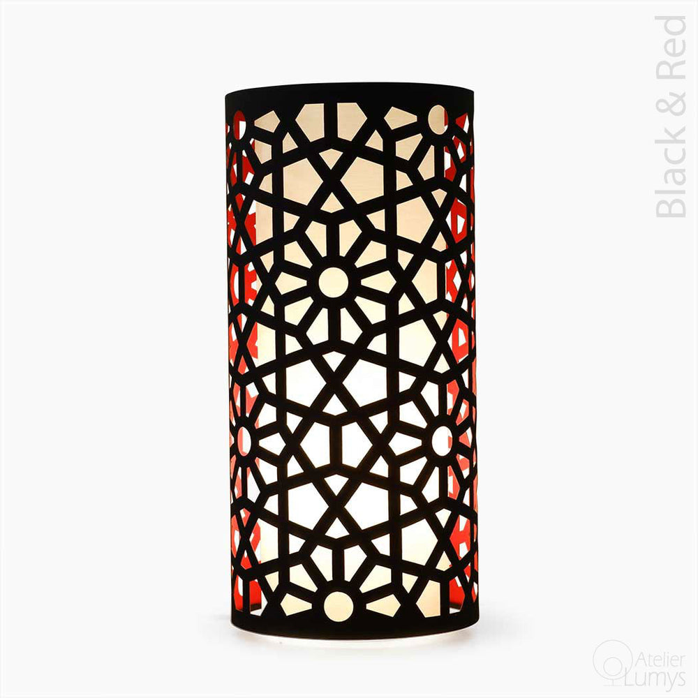 Jali Mini Stand Table Lamp - Atelier Lumys