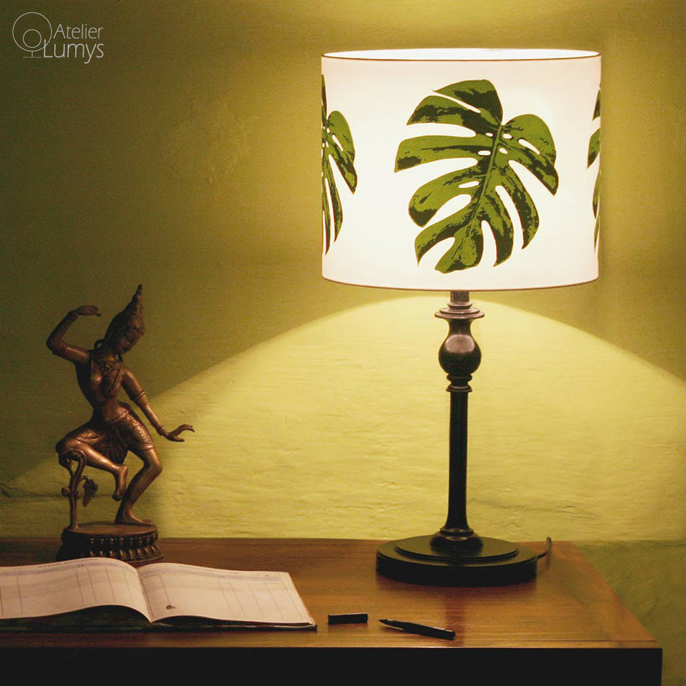 Leaf Tulip Table Lamp - Atelier Lumys