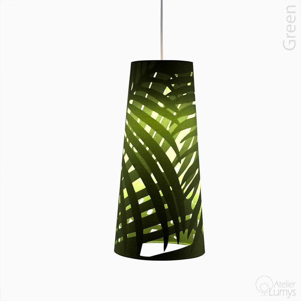 Palme Cone Hanging Lamp - Atelier Lumys