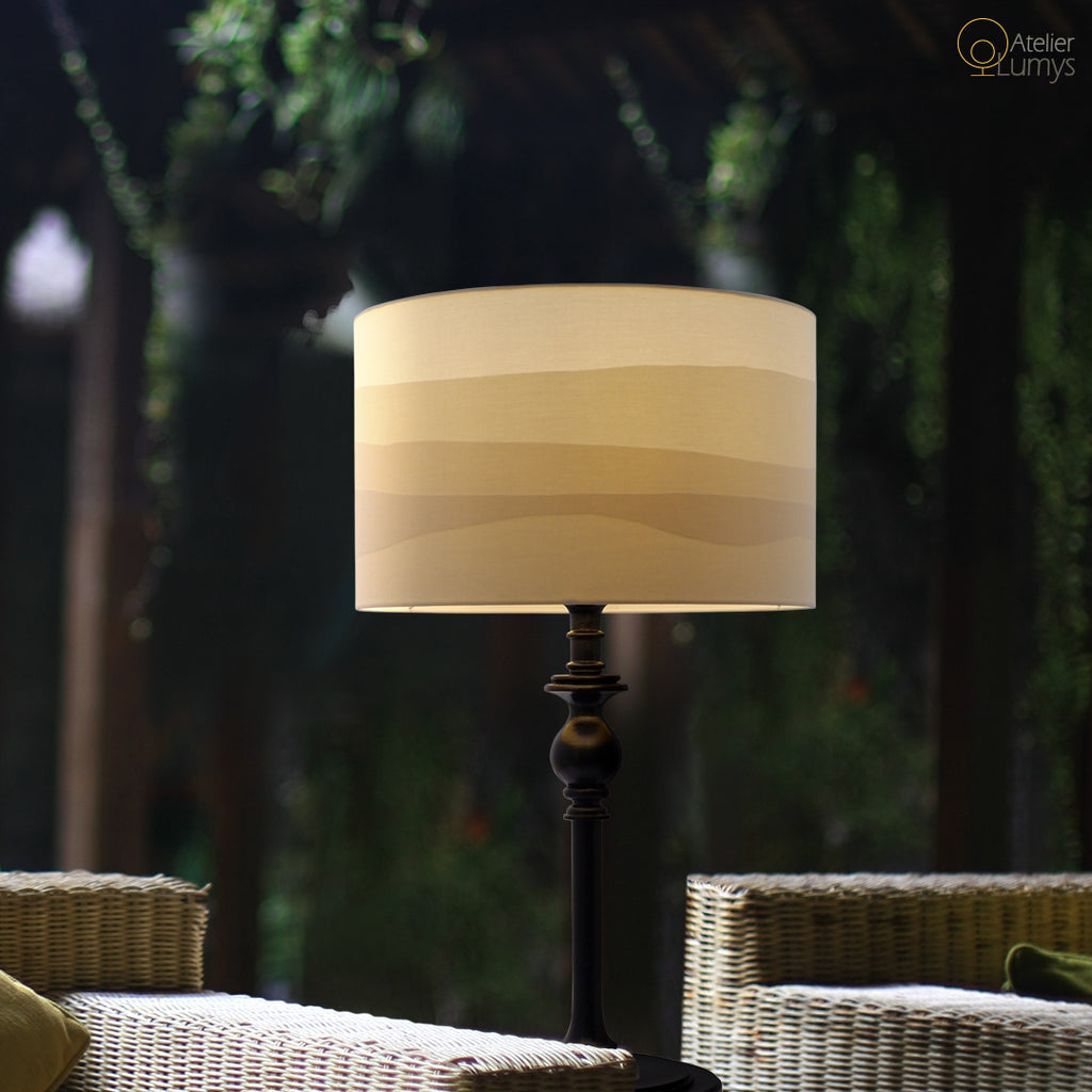 Savannah Tulip Table Lamp - Atelier Lumys