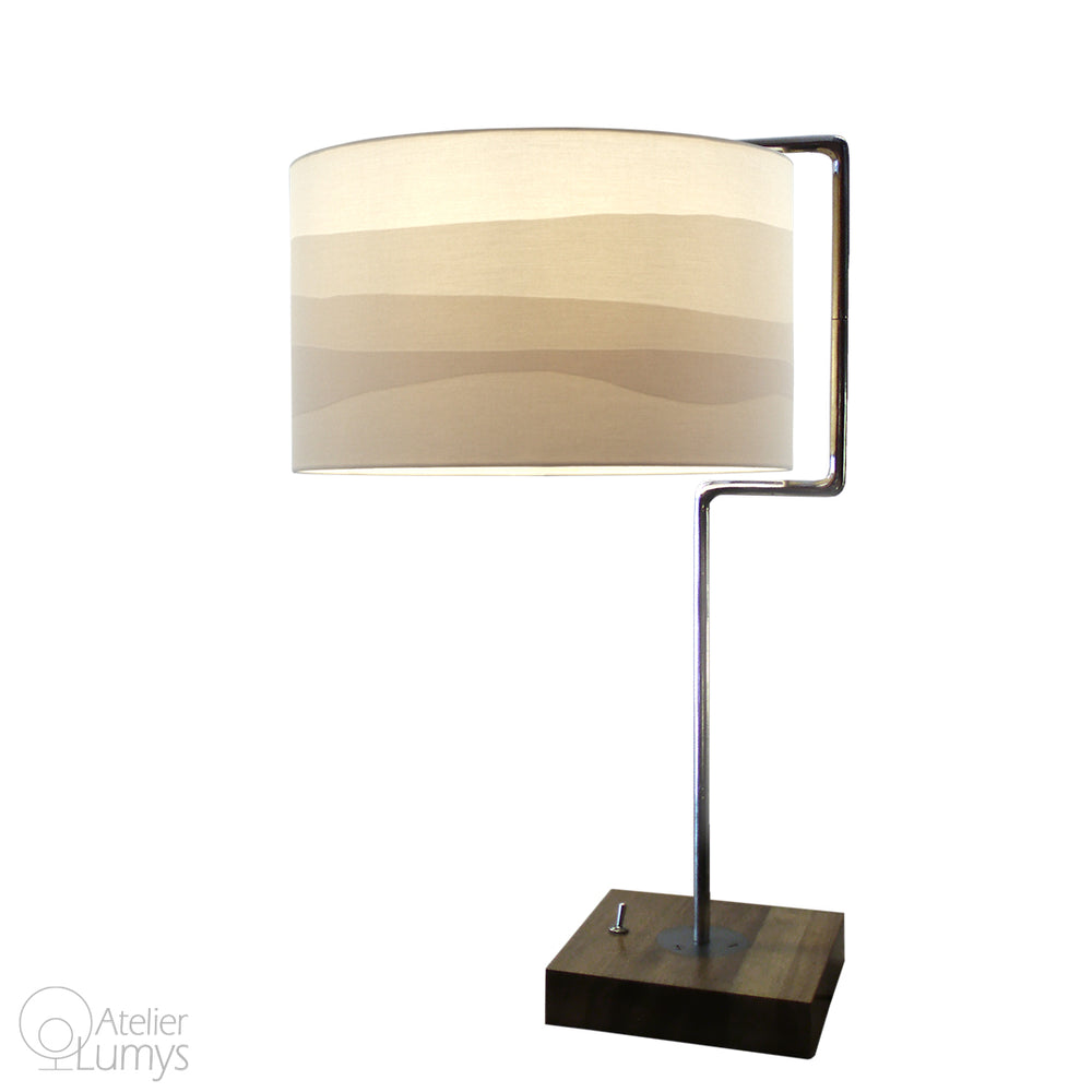 Savannah Monaco Table Lamp - Atelier Lumys