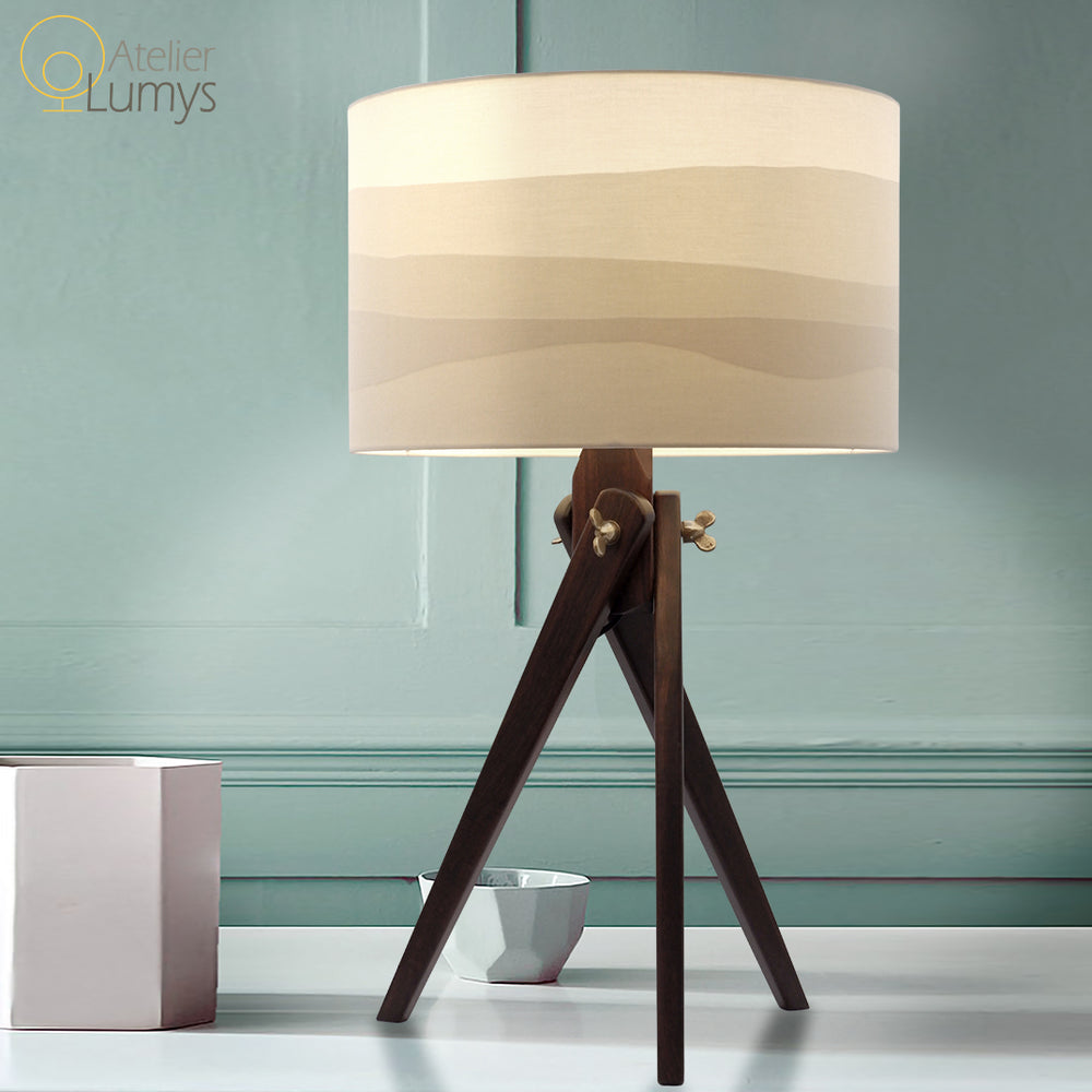 Savannah Tripod Table Lamp - Atelier Lumys
