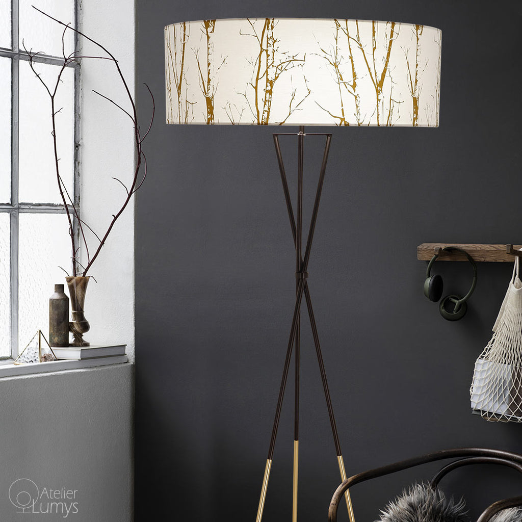 Tree Fifty's Tripod  Floor Lamp - Atelier Lumys