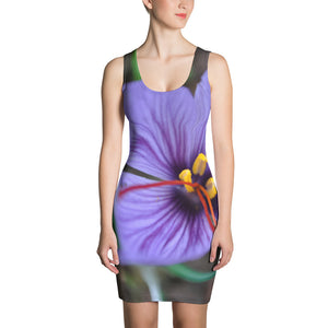 Dress - Italian Style - Saffron Flower 1. Size: XS-S-M-L-XL - I Love Giveaways