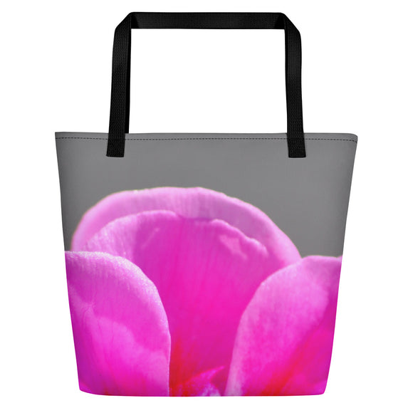 Beach Bag - Italian Style - Geranium 2 - I Love Giveaways