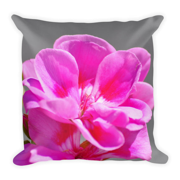Premium Pillow - Italian Style - Geranium 2. - I Love Giveaways