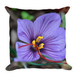 Premium Pillow - Italian Style - Saffron Flower 1 - I Love Giveaways