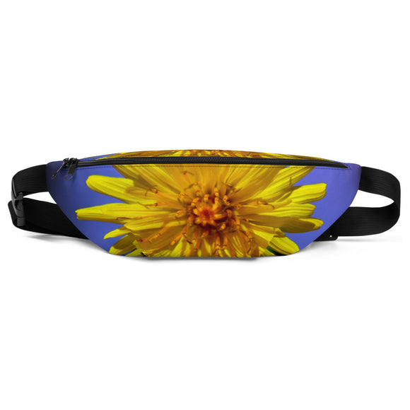 Fanny Pack - Italian Style - Dandelion Flower - I Love Giveaways