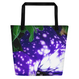 Beach Bag - Italian Style - Blue Stars Surfinia - I Love Giveaways